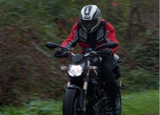 Ducati Streetfighter 848 prova su strada - Foto 16 di 27