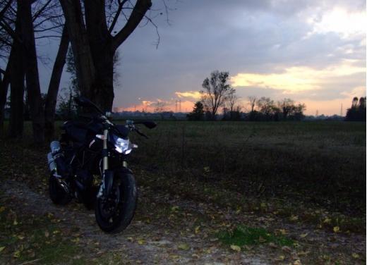 Ducati Streetfighter 848 prova su strada - Foto 26 di 27