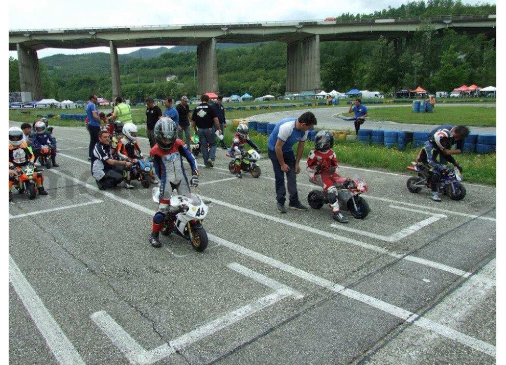 Duelli Roventi nel campionato Nazionale SSBK