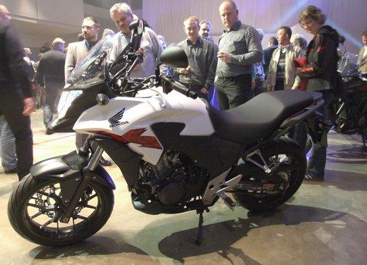 Honda CB500X - Foto 1 di 20