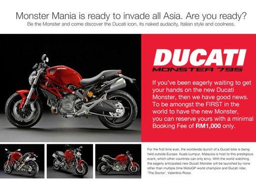 Ducati Monster 795 - Foto 8 di 13