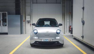 e.Go Life: l'auto elettrica tedesca che costa 15.900€