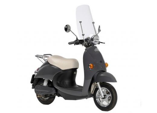 Ebretti, arriva in Italia lo scooter elettrico olandese