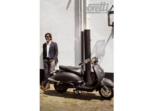 Ebretti, arriva in Italia lo scooter elettrico olandese - Foto 7 di 9