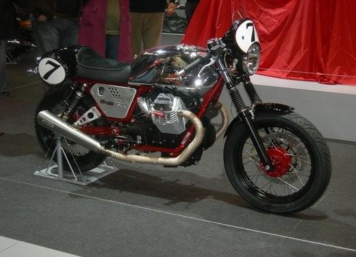 Moto Guzzi V7 Clubman in produzione? - Foto  di