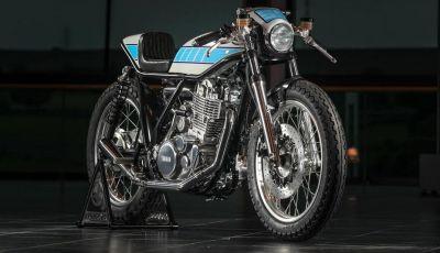 Yardbuilt SR400 Krugger: l'omaggio all'ingegnere di Valentino Rossi