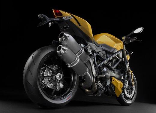Provata la nuova Ducati Streetfighter 848 sul circuito di Modena - Foto 16 di 37