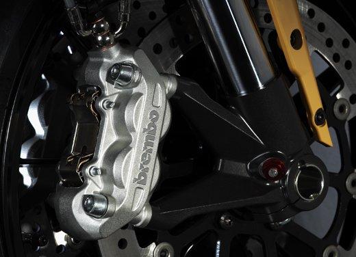 Provata la nuova Ducati Streetfighter 848 sul circuito di Modena - Foto 25 di 37