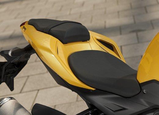 Provata la nuova Ducati Streetfighter 848 sul circuito di Modena - Foto 30 di 37