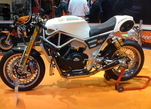 Breganze SF 750 al Motor Bike Expo 2012 - Foto 7 di 17