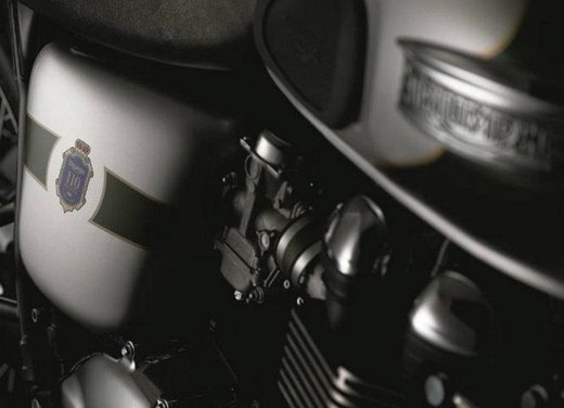 Bonneville T100 110th Anniversary Edition - Foto 6 di 7