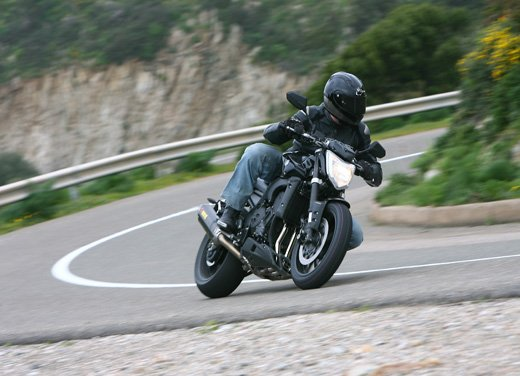 Yamaha FZ1 – Test Ride