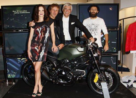 Ducati Monster Diesel by Renzo e Stefano Rosso - Foto 1 di 15