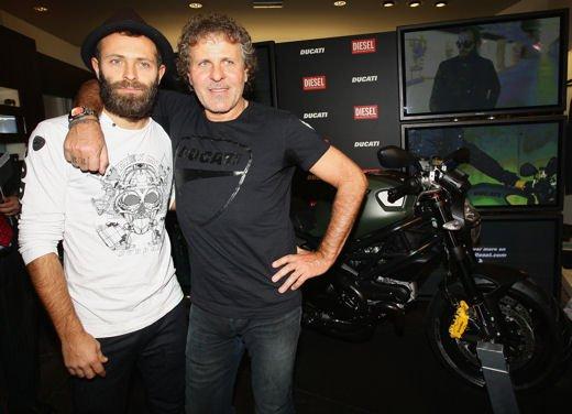 Ducati Monster Diesel by Renzo e Stefano Rosso - Foto 5 di 15