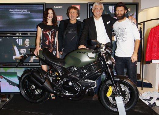 Ducati Monster Diesel by Renzo e Stefano Rosso - Foto 8 di 15