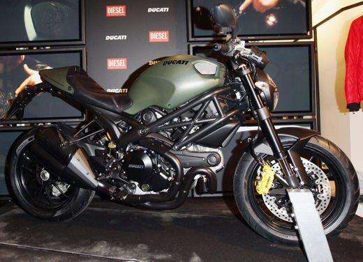 Ducati Monster Diesel by Renzo e Stefano Rosso - Foto 2 di 15