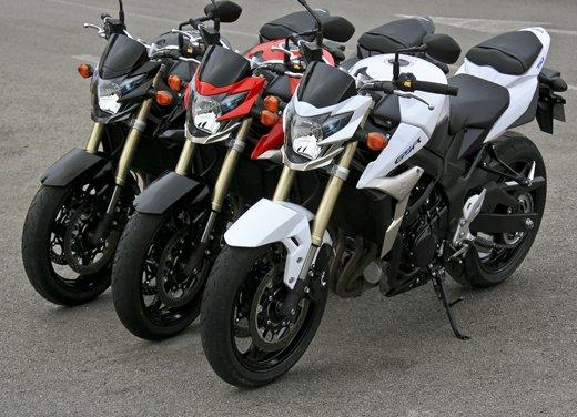 Suzuki GSR 750  in offerta fino al 31 ottobre 2012 - Foto 11 di 31