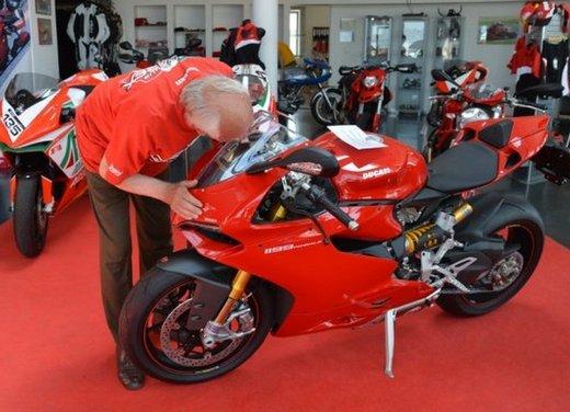 Ducati 1199 Panigale S per un rider di 85 anni - Foto 5 di 19