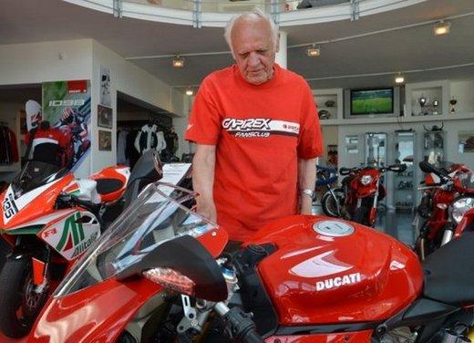 Ducati 1199 Panigale S per un rider di 85 anni - Foto 9 di 19