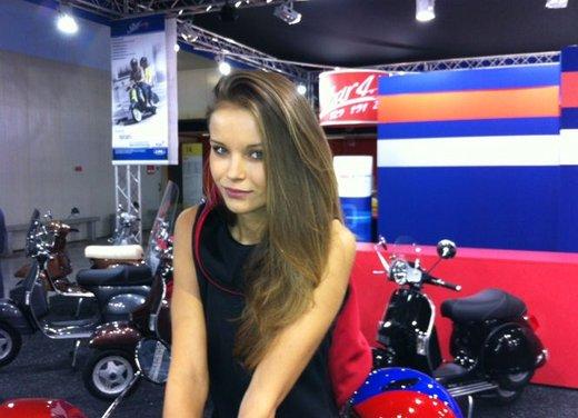 Le più belle ragazze all'Eicma 2012 - Foto 12 di 25