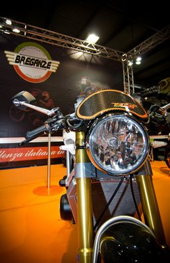 Breganze SF 750 al Motor Bike Expo 2012 - Foto 16 di 17