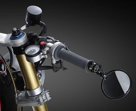 Honda CB400 by Black Bridge - Foto 8 di 9