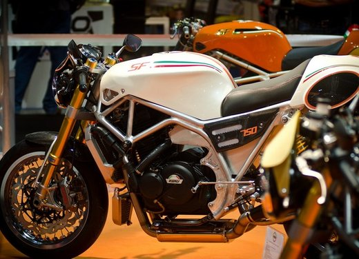 Breganze SF 750 al Motor Bike Expo 2012 - Foto 8 di 17