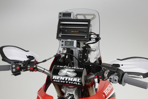 Honda CRF450 Rally - Foto 5 di 5