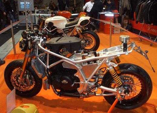 Breganze SF 750 al Motor Bike Expo 2012 - Foto 12 di 17