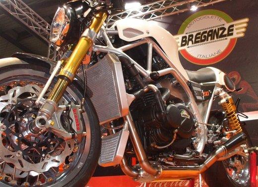 Breganze SF 750 al Motor Bike Expo 2012 - Foto 9 di 17