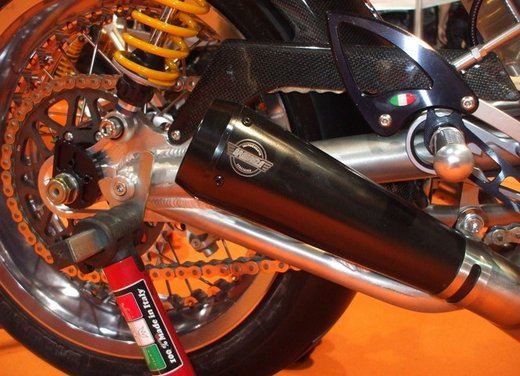 Breganze SF 750 al Motor Bike Expo 2012 - Foto 14 di 17