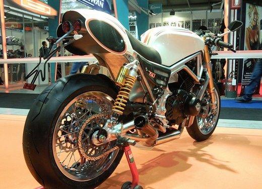 Breganze SF 750 al Motor Bike Expo 2012 - Foto 10 di 17