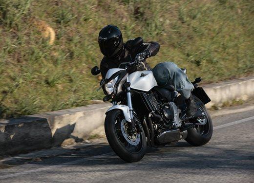 Honda CB600F Hornet – Test Ride - Foto 8 di 15