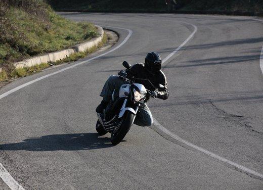 Honda CB600F Hornet – Test Ride - Foto 9 di 15