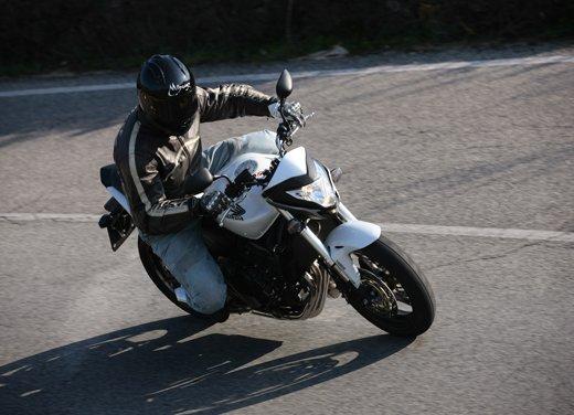 Honda CB600F Hornet – Test Ride - Foto 10 di 15