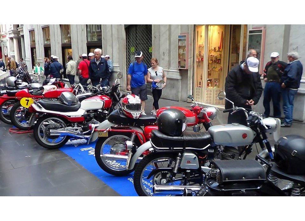FMI: no alla tassa di possesso per le moto storiche con meno di 30 anni - Foto  di