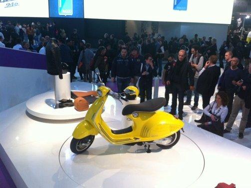 Eicma 2012, Salone del Motociclo a Milano - Foto 11 di 22