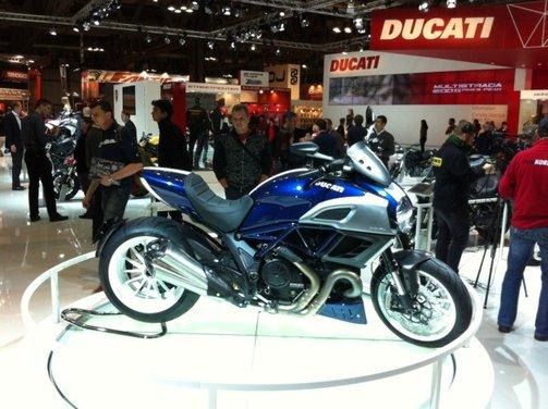 Eicma 2012, Salone del Motociclo a Milano - Foto 13 di 22
