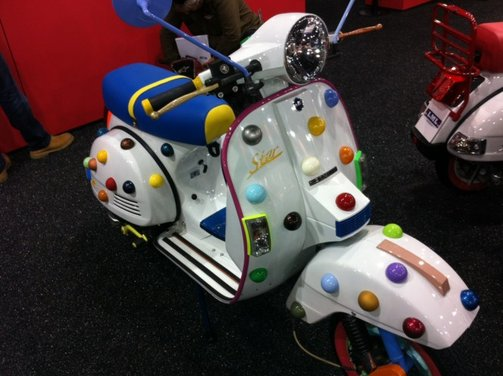 Eicma 2012, Salone del Motociclo a Milano - Foto 14 di 22