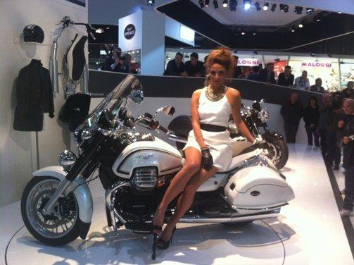 Eicma 2012, Salone del Motociclo a Milano - Foto 15 di 22