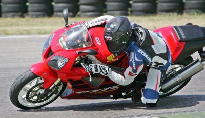 Un sogno realizzato: test ride Honda VTR 1000 SP 1