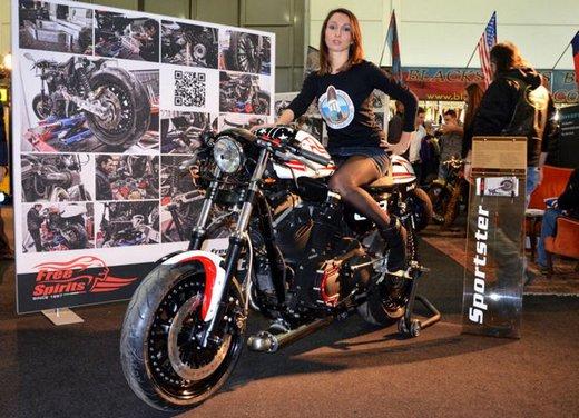 Harley Davidson 883R by Free Spirits - Foto 2 di 40