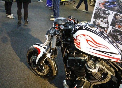 Harley Davidson 883R by Free Spirits - Foto 39 di 40