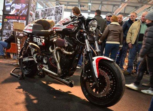 Harley Davidson 883R by Free Spirits