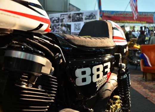 Harley Davidson 883R by Free Spirits - Foto 32 di 40