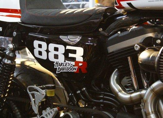 Harley Davidson 883R by Free Spirits - Foto 33 di 40