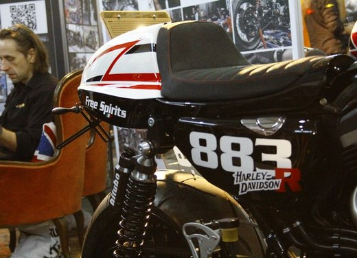 Harley Davidson 883R by Free Spirits - Foto 34 di 40