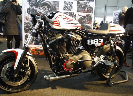 Harley Davidson 883R by Free Spirits - Foto 6 di 40