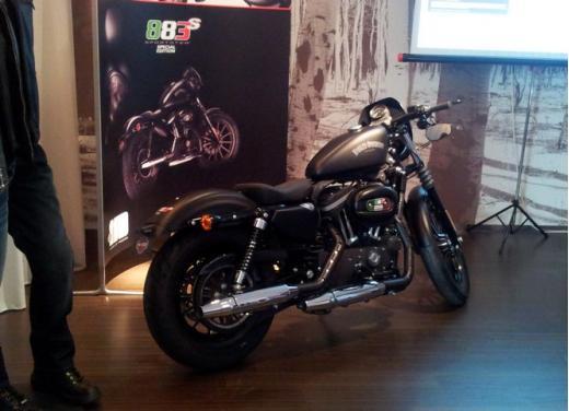 Harley Davidson 883s Special Edition