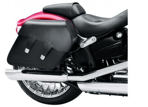 Harley Davidson accessori 2013 per il modello Softley Breakout - Foto 2 di 9